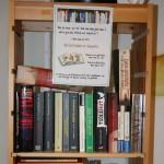 Bücher-Tausch-Regal
